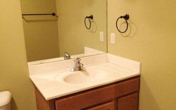 s 11 actually helpful tricks for decorating a small bathroom, bathroom ideas
