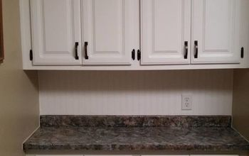 Painting My Kitchen Counter Tops to Look Like Granite!