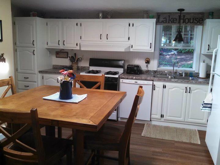 How To Fake Granite Kitchen Countertops Hometalk