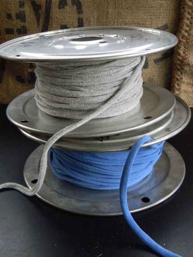s what you didn t know you could do with your old clothes, Someone turned their shirts into yarn
