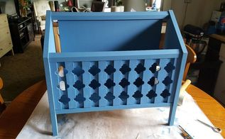 q help with a magazine vinyl record rack, painted furniture, painting wood furniture, repurpose furniture, repurposing upcycling, After
