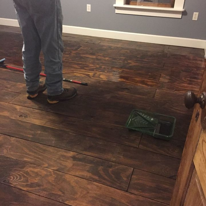 Hardwood Floors From Plywood Yes Hometalk