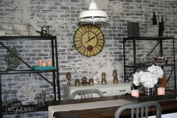 s why everyone is copying these amazing brick paneling ideas, It s perfect for obtaining an industrial look