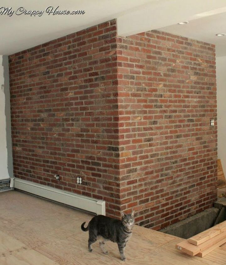 s why everyone is copying these amazing brick paneling ideas, It can jazz up your pillar or plain wall