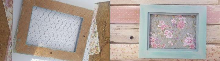 make a scrapbook pallet shelf, chalk paint, crafts, decoupage, painting, pallet, repurposing upcycling, shabby chic, shelving ideas