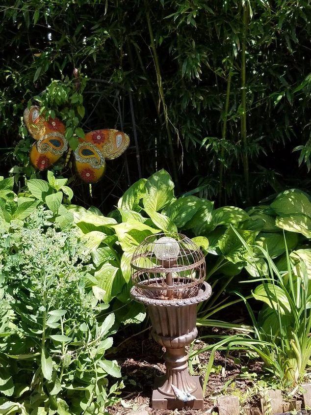 repurposed outdoor lantern, crafts, gardening, go green, how to, lighting, repurposing upcycling
