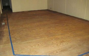 Here's How to Totally Transform Your Old Floors on the Cheap