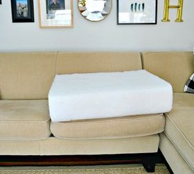 Beau Quick And Easy Fix For Sagging Sofa Cushions, Reupholster