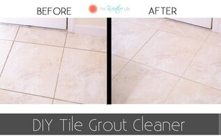 http www thekreativelife com diy tile grout cleaner , cleaning tips, go green, how to, tiling