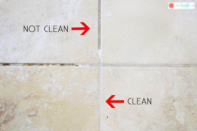 DIY Tile Grout Cleaner | Hometalk