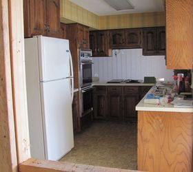 1970 s kitchen gets a modern farmhouse makeover  home improvement kitchen cabinets kitchen 1970 u0027s kitchen gets a modern farmhouse makeover    hometalk  rh   hometalk com