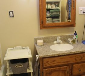 Low Budget Bathroom Remodel, Bathroom Ideas, Painting