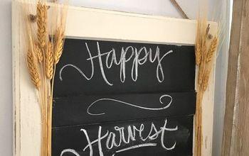 cabinet door hanging sign, crafts, doors, kitchen cabinets, painting, repurposing upcycling