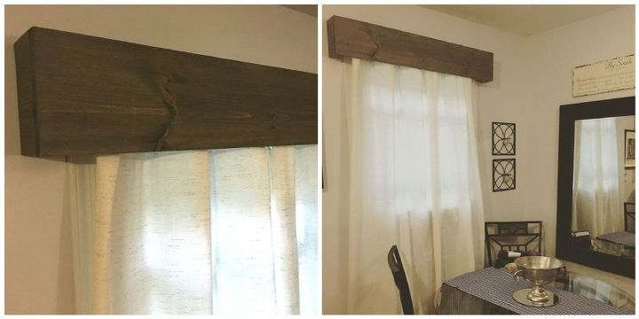 Wooden Cornice How To Window Treatments Windows Woodworking Projects