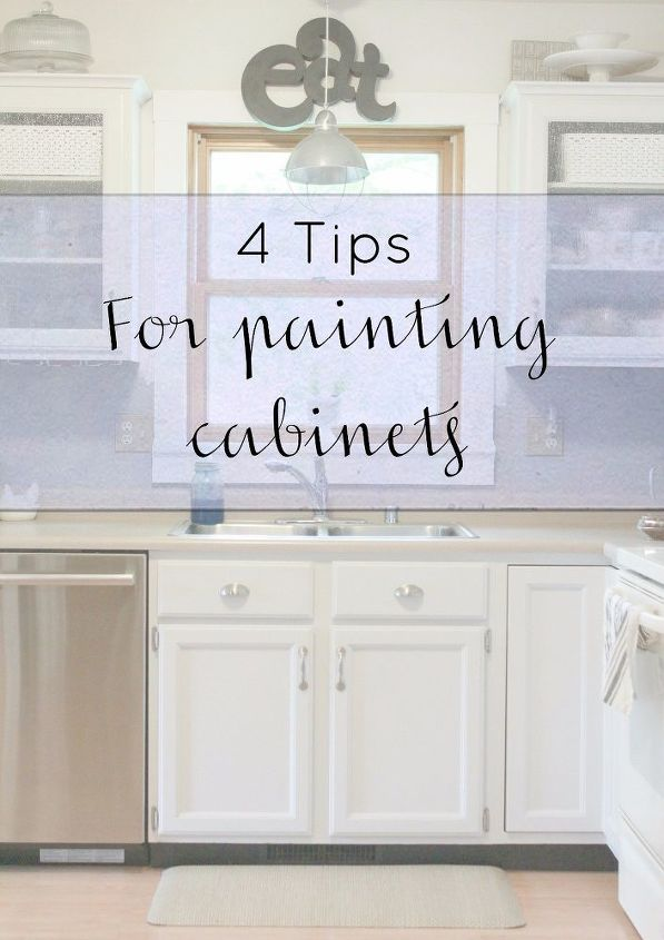 How To Refinish Kitchen Cabinets 4 Simple Decoration