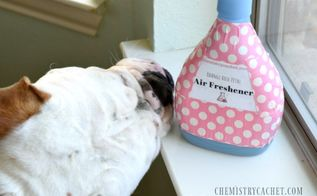 easy homemade air freshener infused with orange and rose, cleaning tips, crafts, how to
