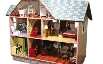 dollhouse remodel bashing part 1, crafts, how to