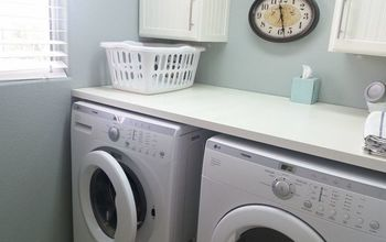 Laundry DIY Makeover