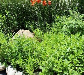 Edging Your Country Garden In Fieldstones Hometalk