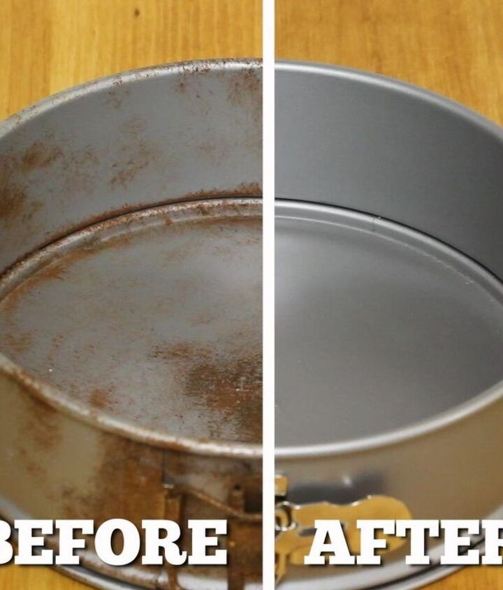 the easiest rust remover