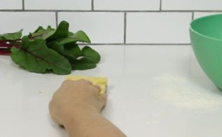 how to sanitize a sponge