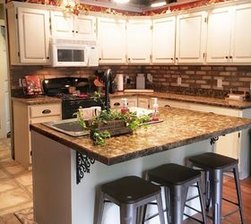 Elegant How To Renovate Your Kitchen For Under 600, Chalk Paint, Countertops, How To