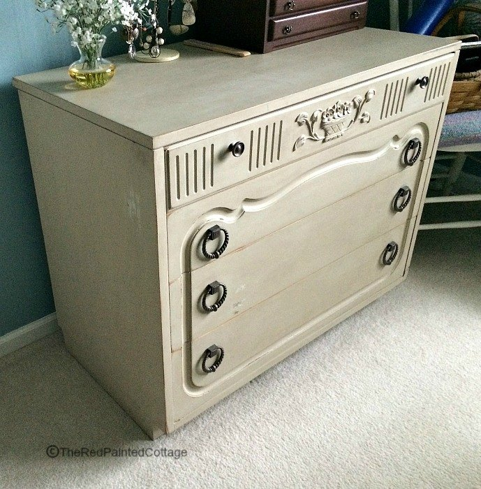 you won t believe how this dresser now looks , how to, painted furniture