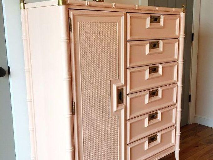 how to refurbish bamboo furniture hometalk
