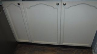 Should I paint or stain my kitchen cabinets? | Hometalk on white stained kitchen cabinets, stained kitchen cabinets before and after, grey stained kitchen cabinets,