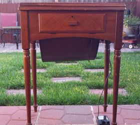 Another Sewing Machine Cabinet Makeover....it's a Goodie!! | Hometalk