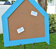 diy custom bulletin board, crafts, how to, painting, tools