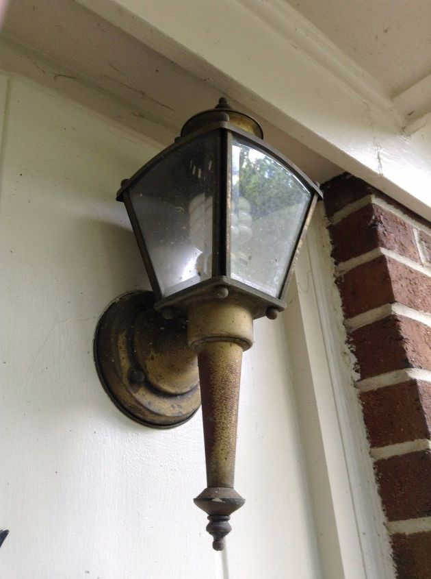how to hang a light in ten easy steps , home maintenance repairs, how to, lighting, outdoor living