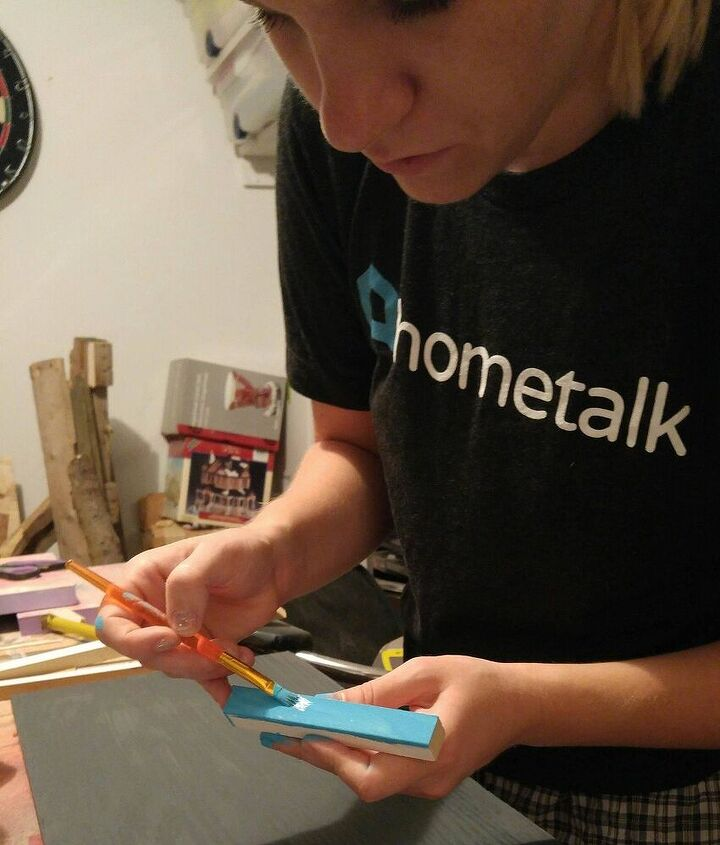 diy creation for hometalk, crafts, how to, painting