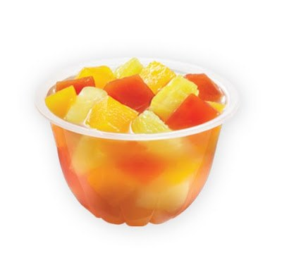 q uses for empty fruit cups , crafts, repurpose household items, repurposing upcycling