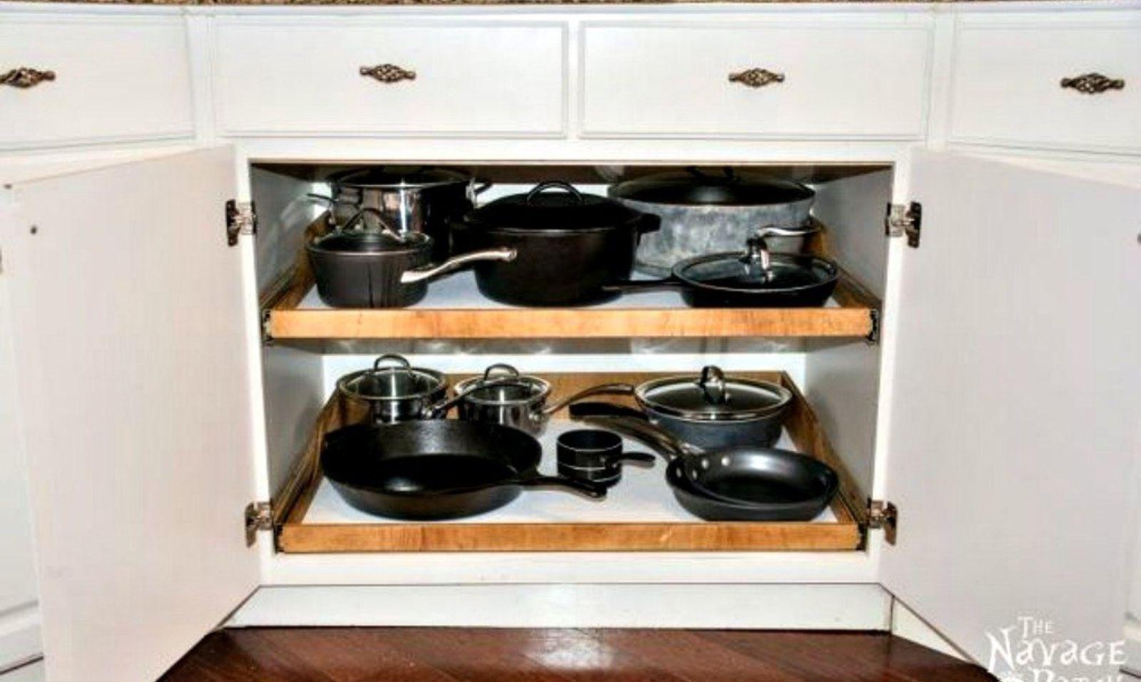 Kitchen Counter Space Saver Ideas