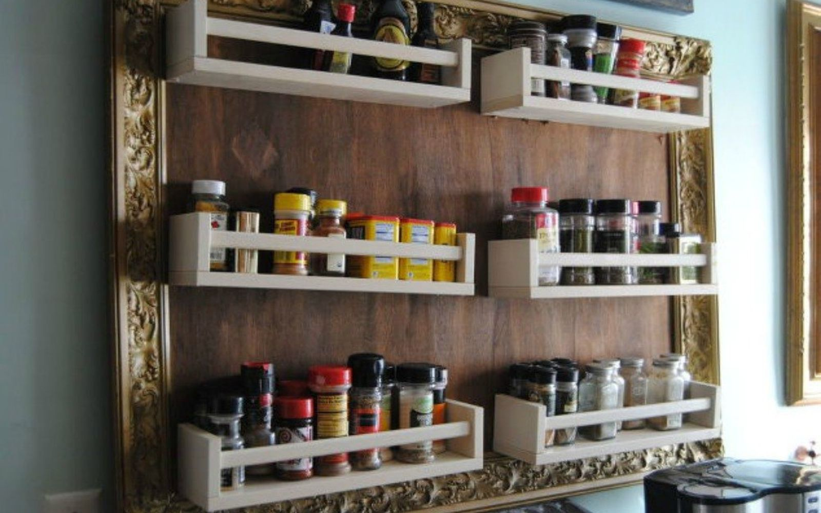 spice rack ideas 12 space saving hacks for your tight kitchen hometalk 31109