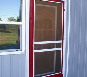 an old screen door made new again for our deck  decks doors how & An Old Screen Door Made New Again for Our Deck! | Hometalk