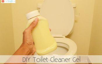 DIY TOILET CLEANER GEL