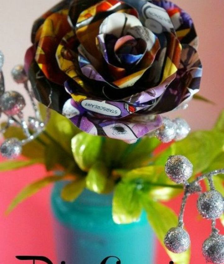 s 13 shocking things you can do with old unwanted books, repurposing upcycling, Wrap your book into a gorgeous paper flower