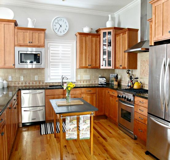 we painted our kitchen back splash, diy, kitchen backsplash, kitchen design, painting