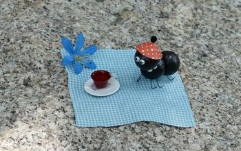How to Create a Cute Little Party Ant for Your Next Party or  BBQ