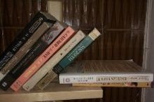 need bookends no problem bedrisers to the rescue , crafts, home decor, mason jars, pallet, shelving ideas, storage ideas