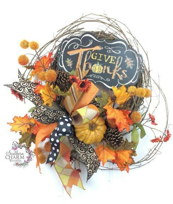 s these cut up pine cone decor ideas are perfect for fall, home decor, Turn them into a fall themed wreath