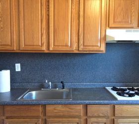 Superbe To Much Blue On The Backsplash. What Color Would You Use To Go With The