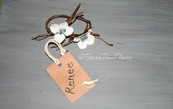 custom place cards tags, crafts, how to