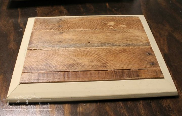 diy tiered tray from frames, crafts, how to, repurposing upcycling
