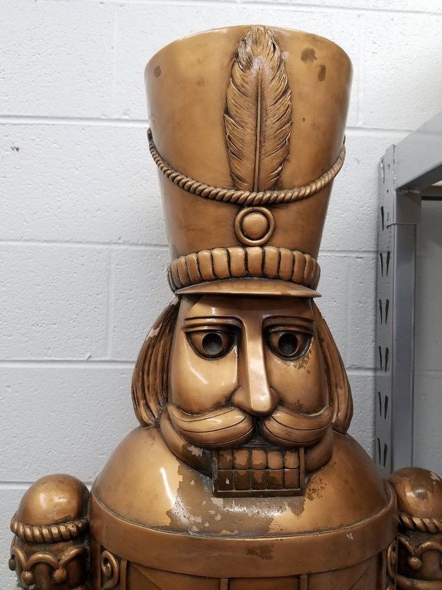 q i need to repaint my nutcracker, outdoor furniture, painted furniture, painting over finishes
