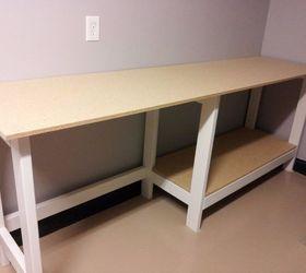 Diy Garage Wall Cabinet With Sliding Door, Craft Rooms, Garages, How To,