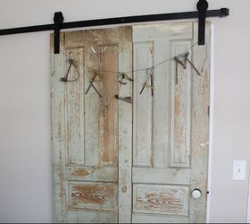 Vintage Doors To The Rescue In Our Guest Room Update , Bedroom Ideas, Doors,