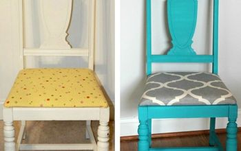 Quick & Easy Chair Makeover